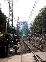 Sellers on the Railway