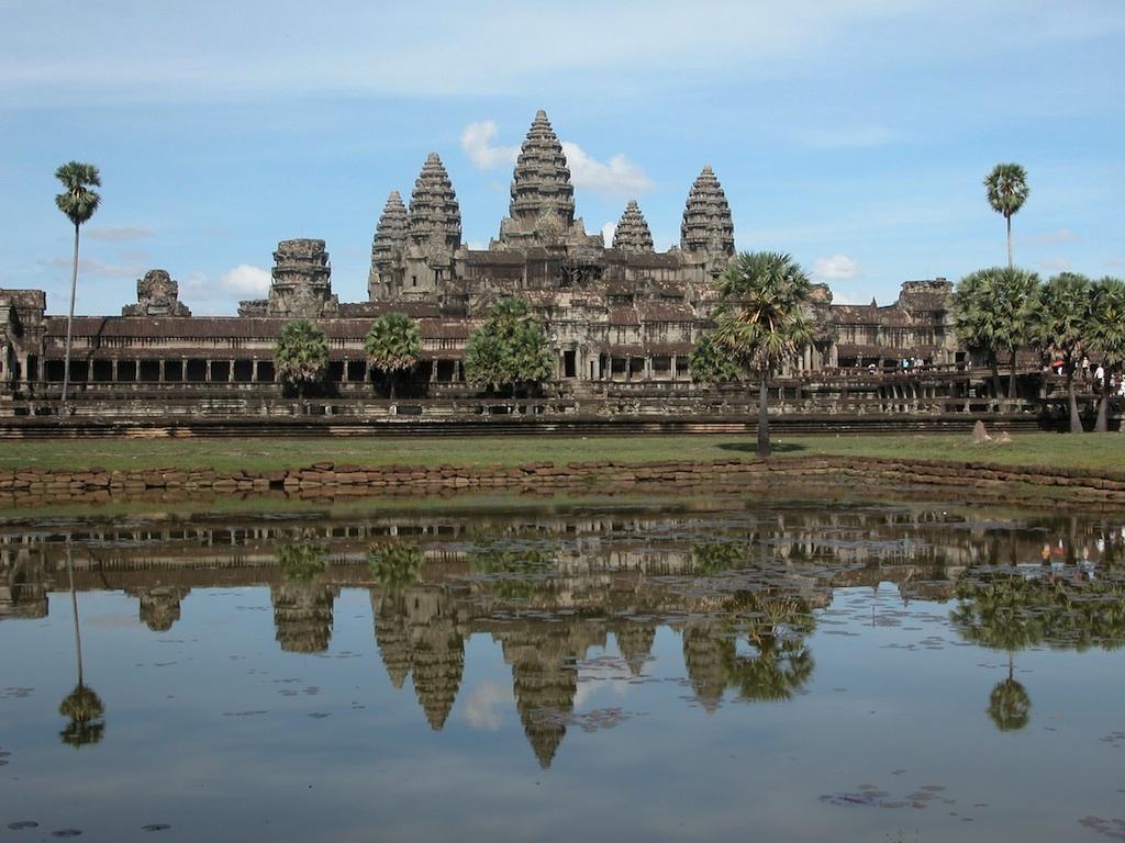 The Angkor Wat View
