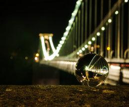 Crystal Clifton Suspension Bridge