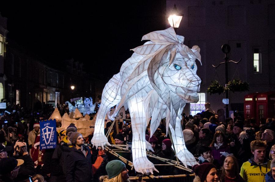 City of Lights Lantern Parade
