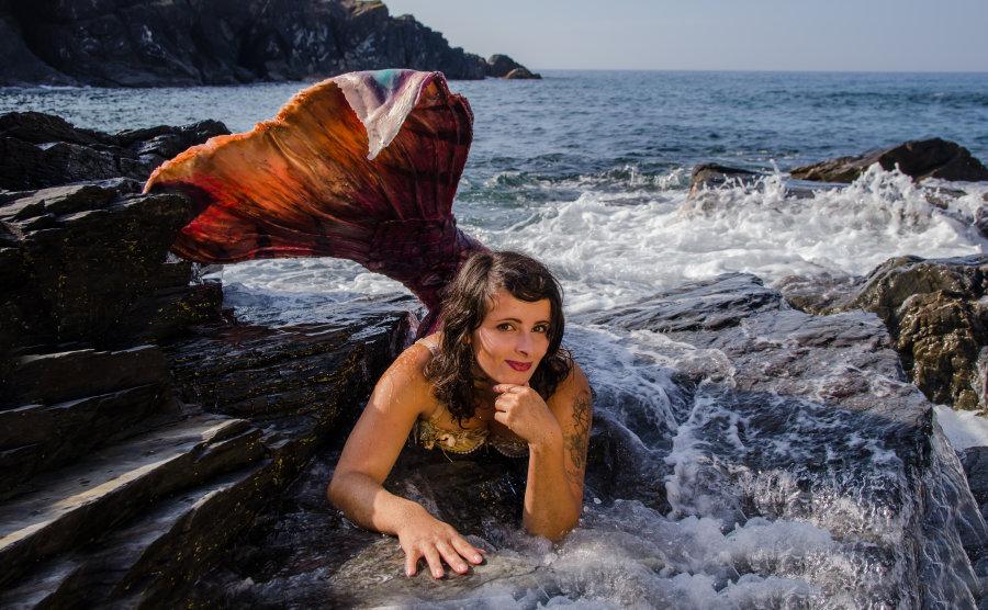 Cornish Mermaid