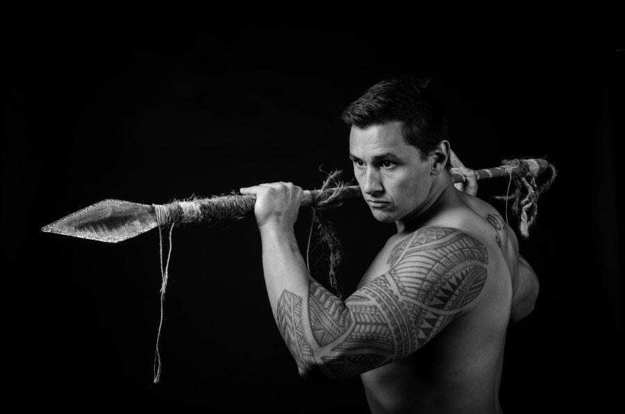 South Seas Warrior
