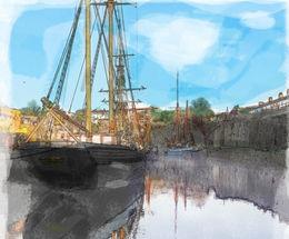 Bessie Ellen, Watercolour