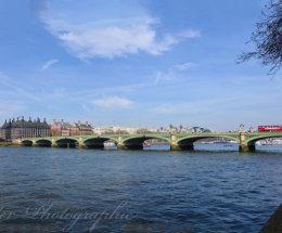 Westminster Bridge day panorama