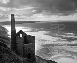 Wheal Coats Seascape
