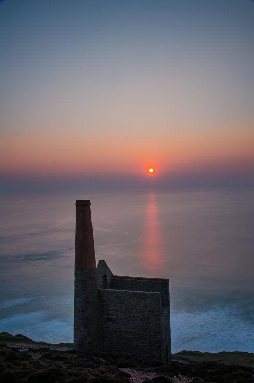 Wheal Coats Sunset
