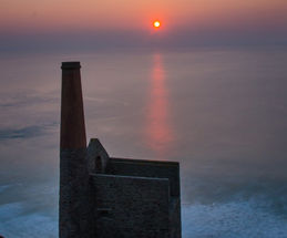 Wheal Coats Sunset
