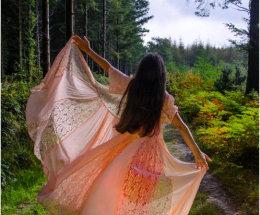 Woodland Fashion.