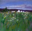 'Summer Flowers at Dunhalin'