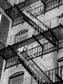 Fire escapes