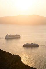 Ships that pass......