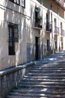 La Granja street
