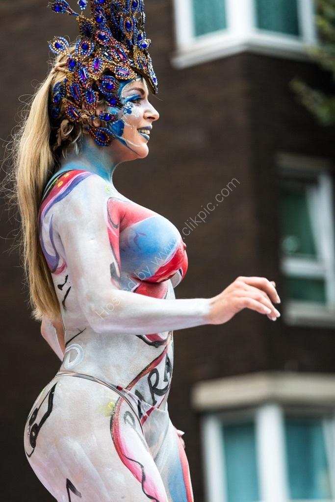 The most photographed samba dancer !
