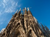 Sagrada Familia, outside