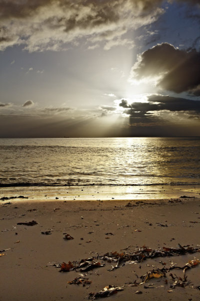 Sunburst, Robin Hood's Bay