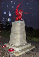 38th (Welsh) Division Memorial, Mametz Wood, Somme.
