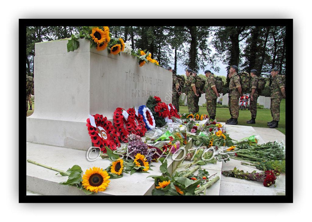 Arnhem Oosterbeek War Cemetery.