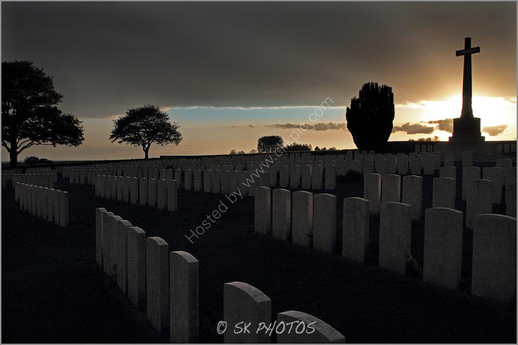 Gordon Dump Cemetery, Ovillers-La Boiselle.
