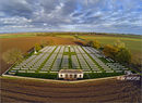 Guard's Cemetery, Lesboeufs, Somme.