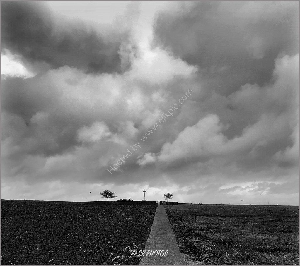 Redan Ridge, Somme.