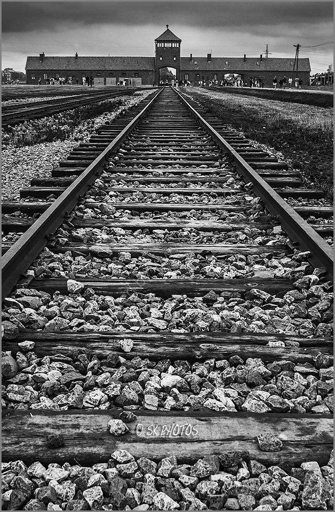 Auschwitz-Birkenau.