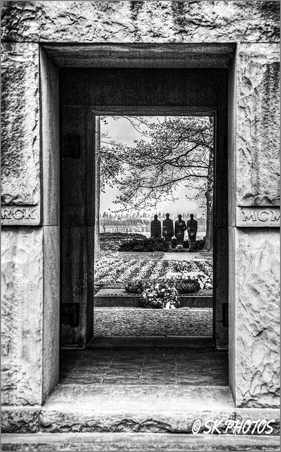 Langemarck German war Cemetery.