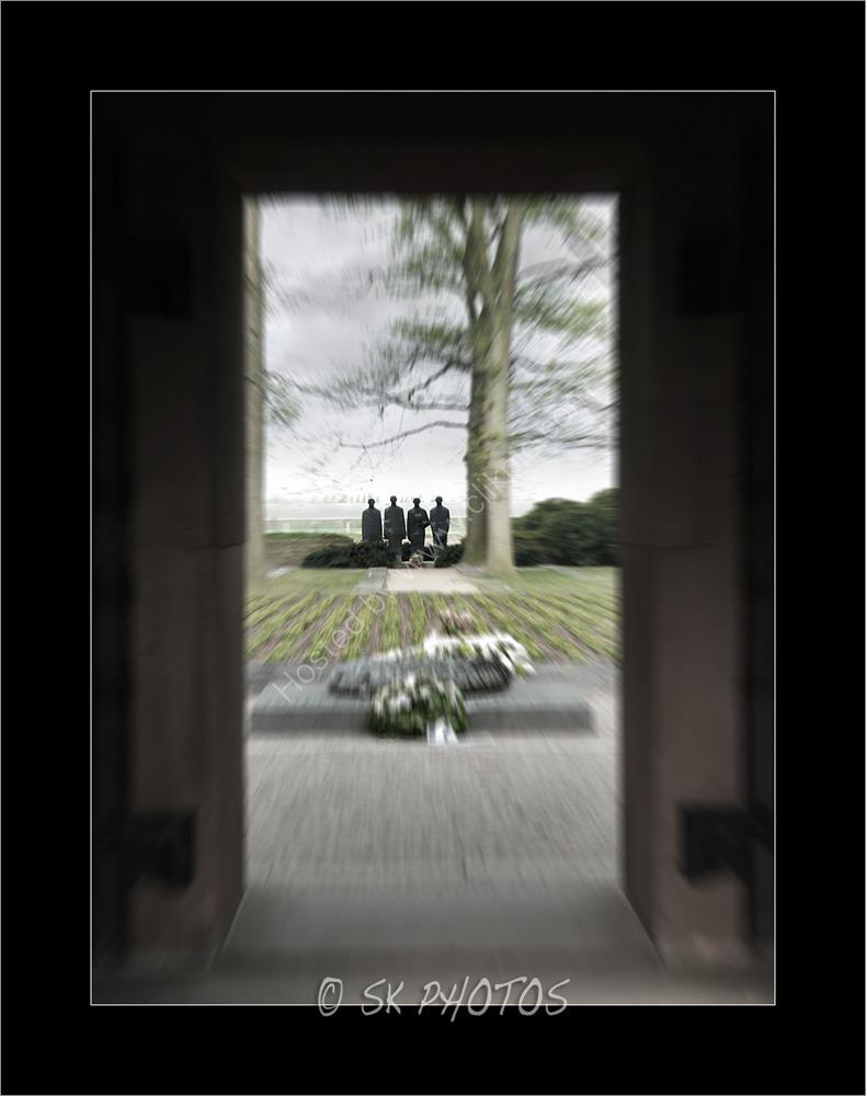 Langemarck German war Cemetery.