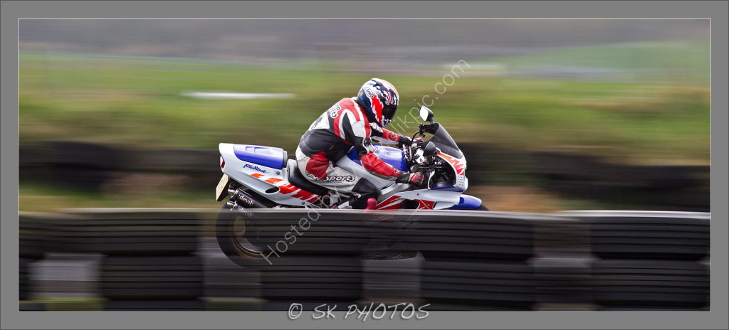 Kirkistown - Track Day.