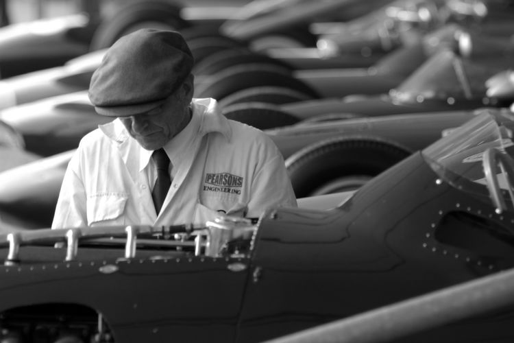 Goodwood mechanic