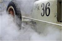 Miller steam car