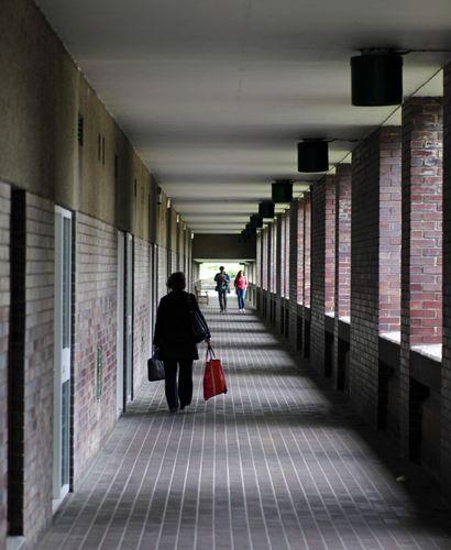 Barbican shopper