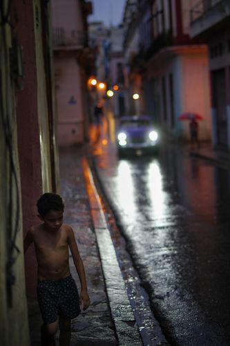 Cuban night