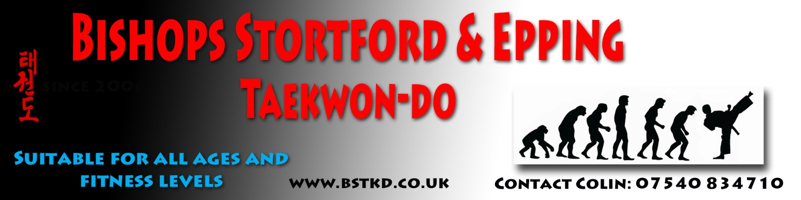Bishops Stortford & Epping Taekwon-do