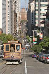 Downhill travel - San Francisco