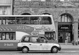 Transport on Princes Street