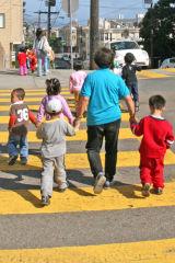 School run - San Francisco