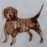 Brown dog SOLD