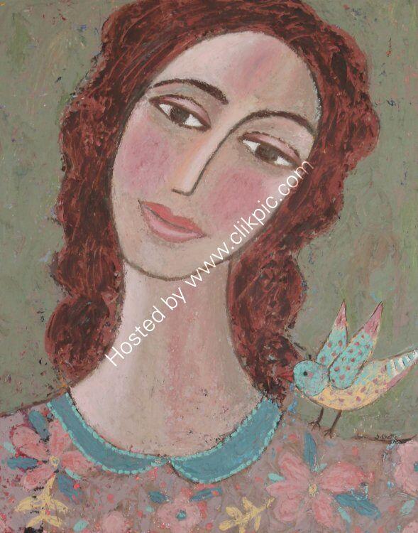 Fond Farewell Oil on Canvas 60 x 76 cm £300