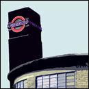 Chiswick Park Tube Station