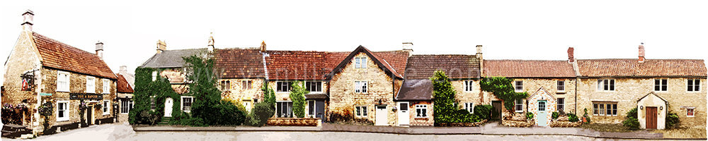 The Fox and Badger - Wellow - Somerset