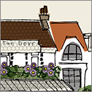 The Dove Pub on the Thames at Hammersmith