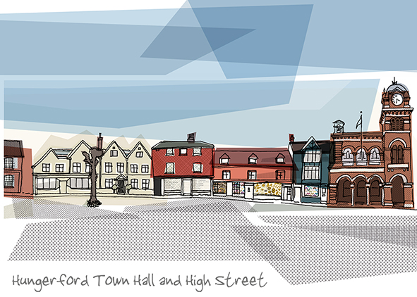 Hungerford Town Hall