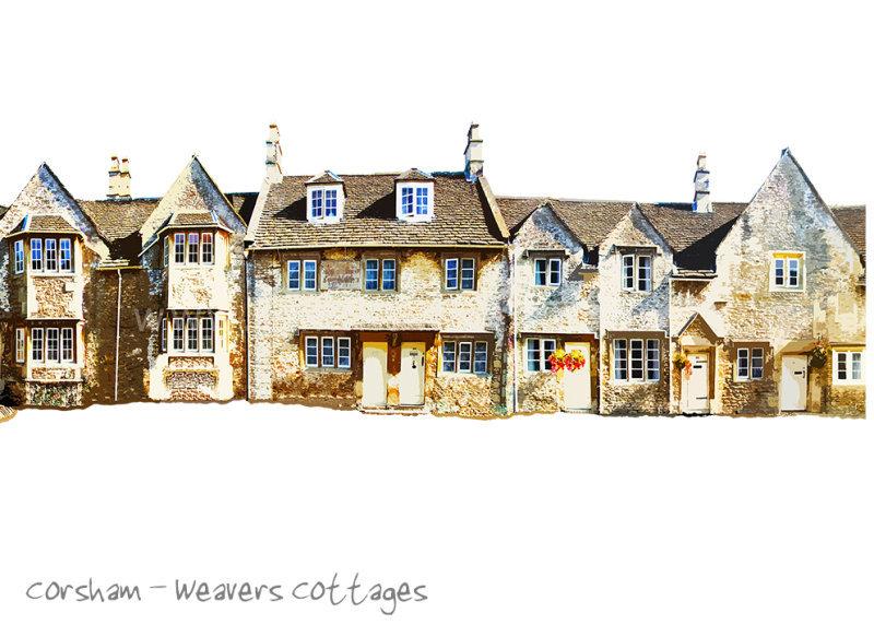 Corsham Weavers Cottages
