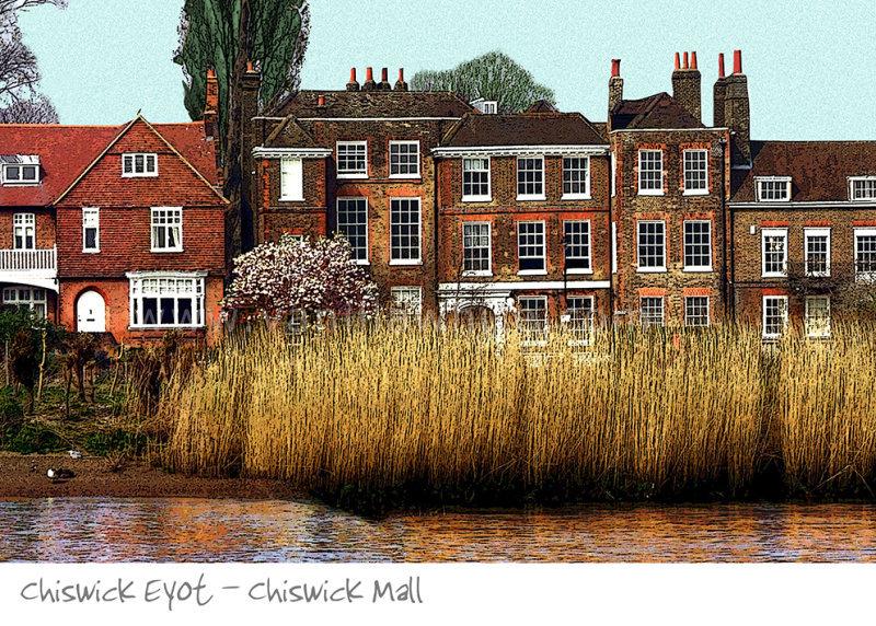Chiswick mall - Eyot