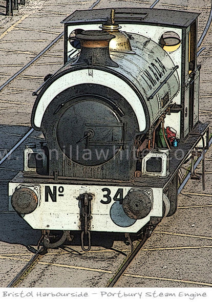 Portbury Steam Engine
