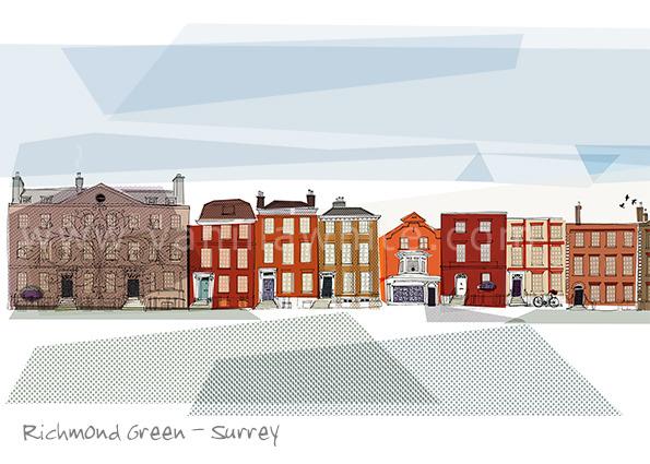 Richmond Green - Surrey