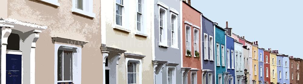 Terrace in Bristol