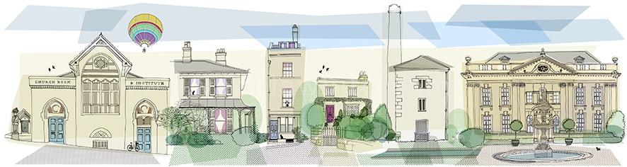 Bath - Widcombe