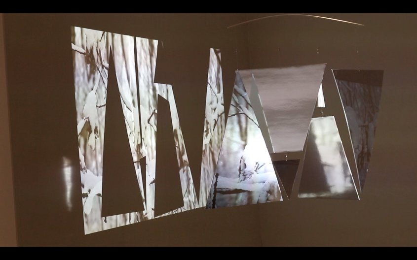 Installation still from 'The Quietest of Whispers'
