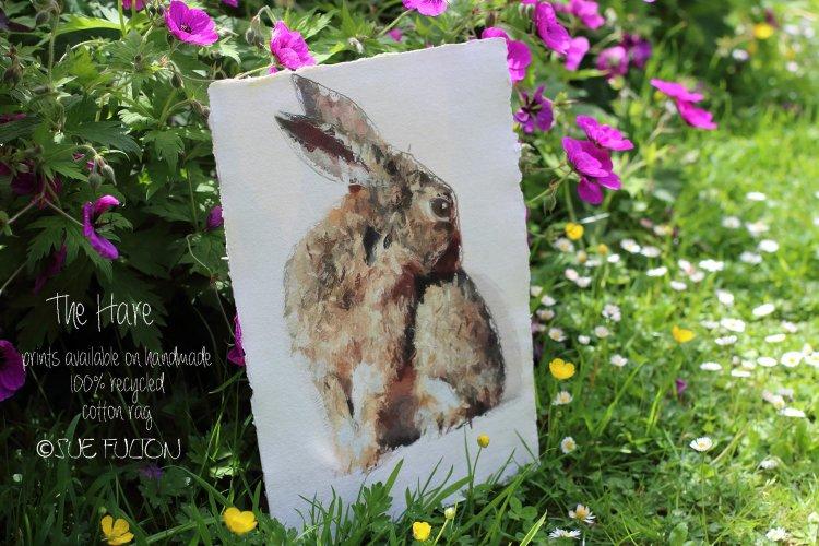 The Hare artwork